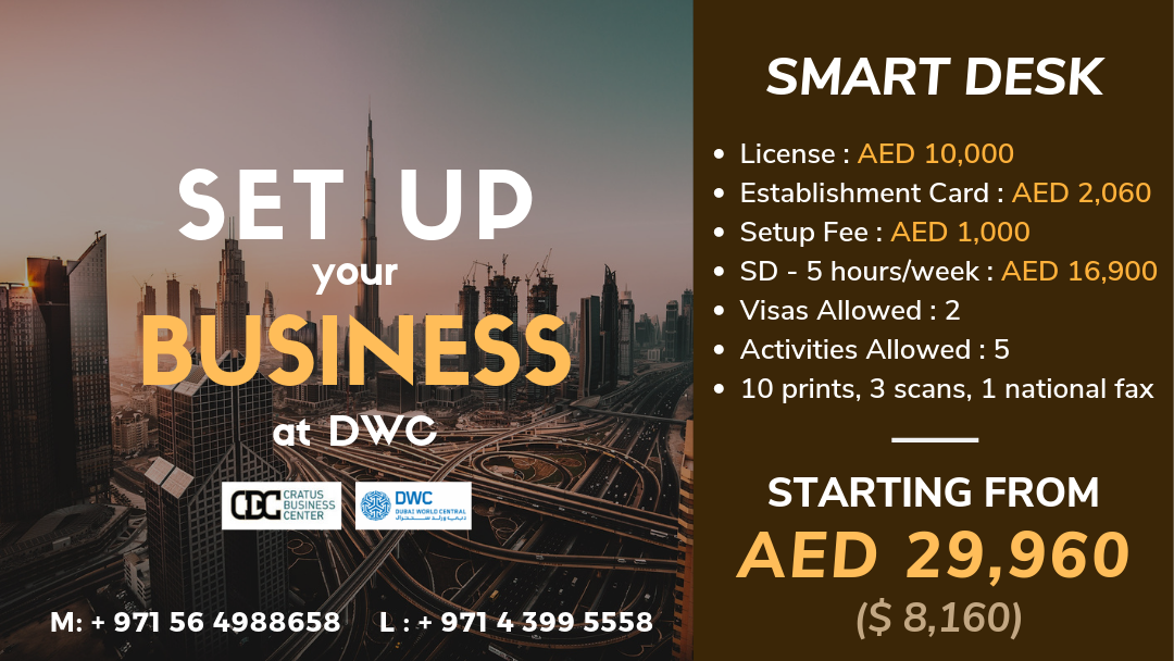 Set Up Your Business In Dubai